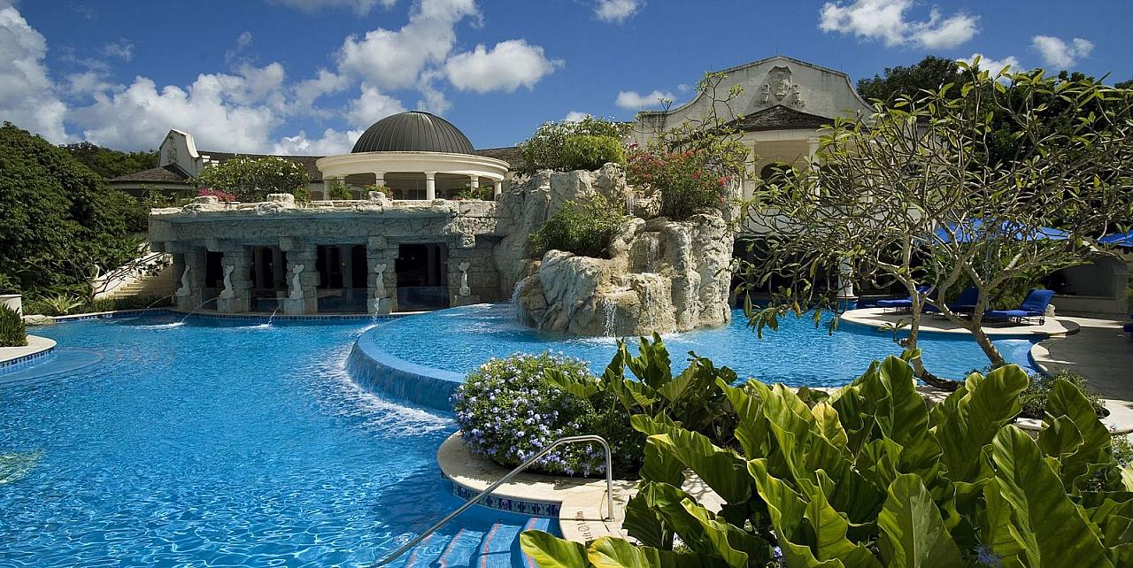Sandy Lane Hotel exterior | Holiday In Barbados